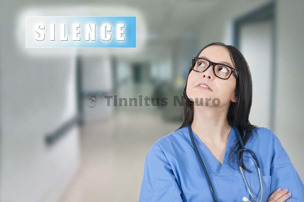 Шум в ухе без боли постоянно