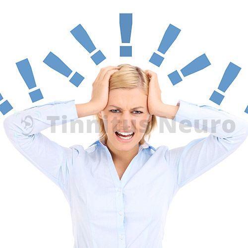 Тиннитус может стать источником хронического стресса