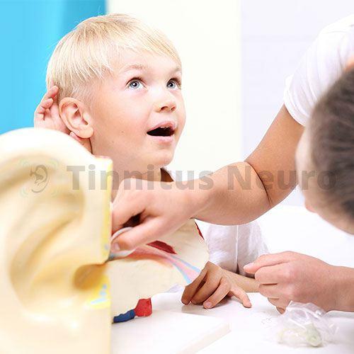 Восстановление слуха у ребенка наступает после вылечивания болезни