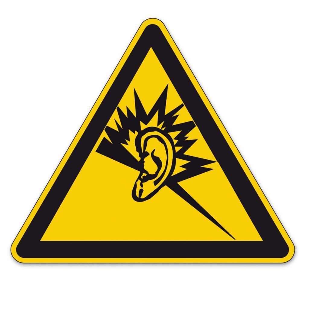Резкий шум в ушах обычно свидетельствует о травме или другом повреждении тканей