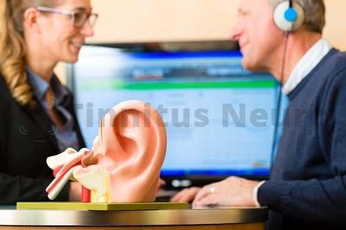 Диагностические данные тональной аудиометрии незаменимиы при шуме в ушах