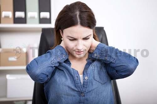 Шум в ушах и головная боль на фоне лечения нестабильности шейного отдела проходят