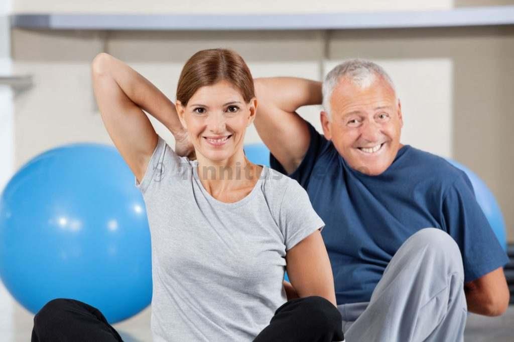 Комплексы эрготерапии эффективны при шуме в ушах