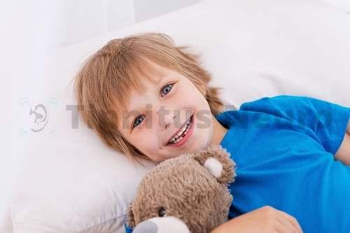 Вихревые магнитные поля можно применять для лечения шума в ушах в детском возрасте
