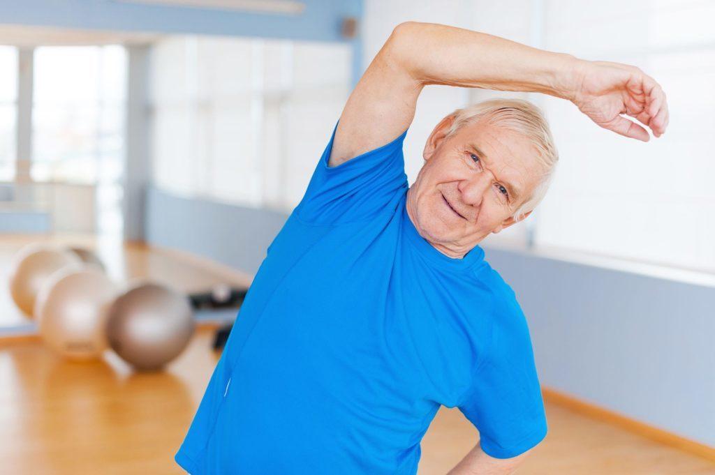 Эффективный комплекс эрготерапии составляется из простых упражнений