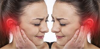 Перемещение шума из одного уха в другое