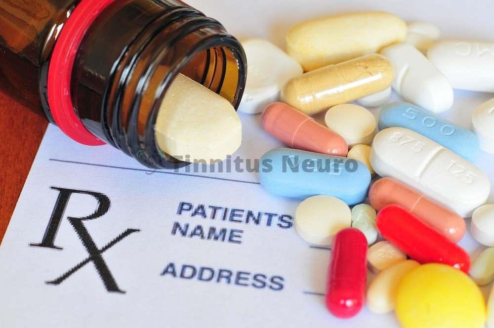 Препараты для лечения болезни Меньера