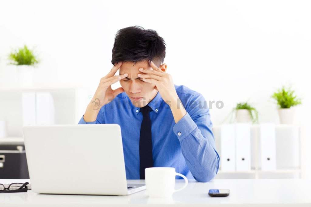 Из-за шума в ушах снижается трудоспособность