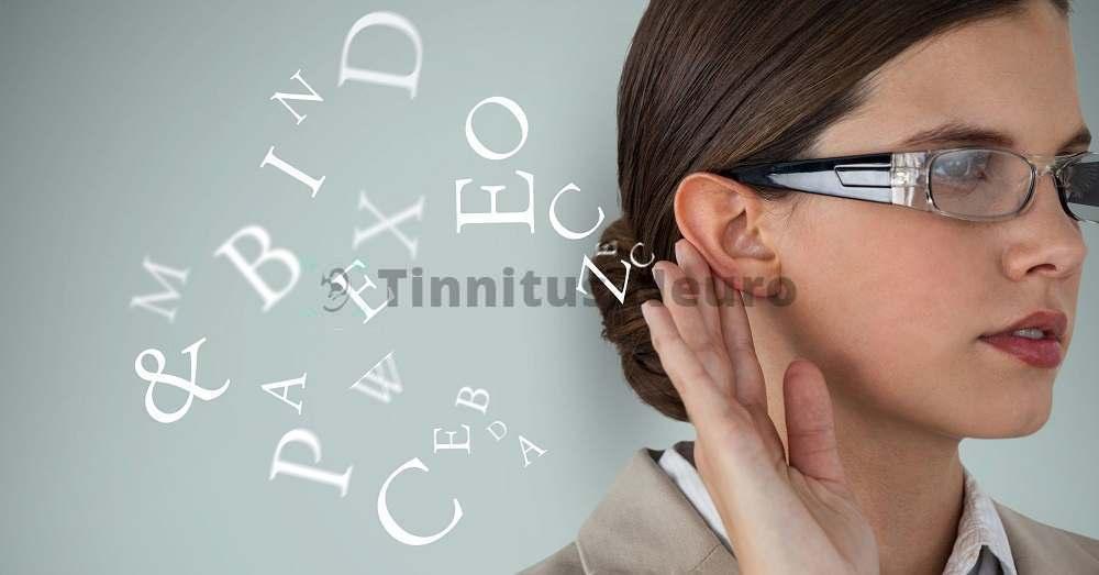 Дифференцированный шум в ушах