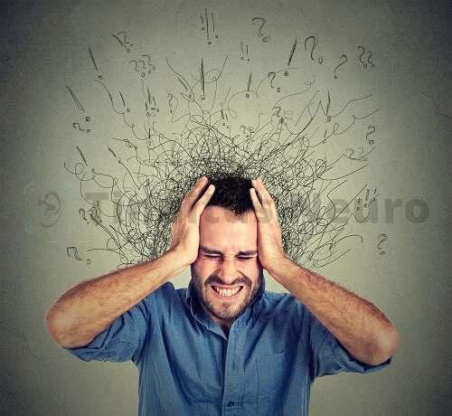 Перенапряжение психики - шум в ушах
