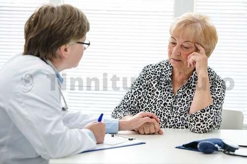 Перемещение шума - пациента сначала опрашивают
