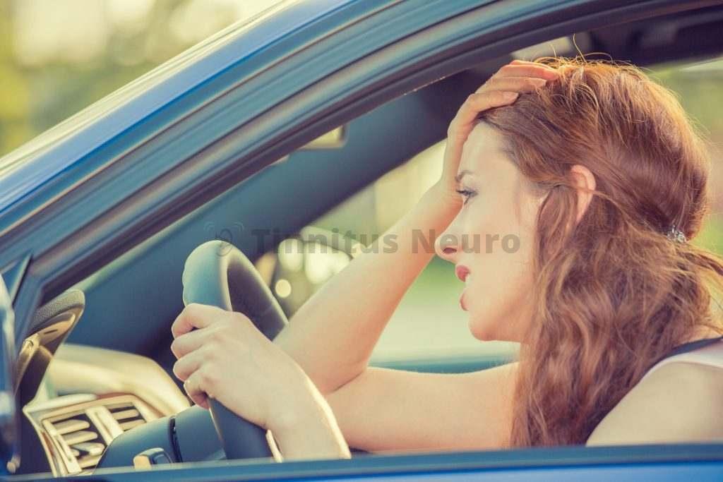 Тиннитус у водителя - источник опасности