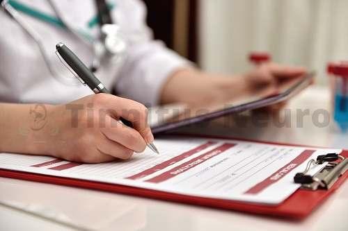 Суточный мониторинг анализируется врачом