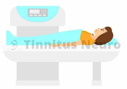 Поясница полностью помещается в аппарат МРТ