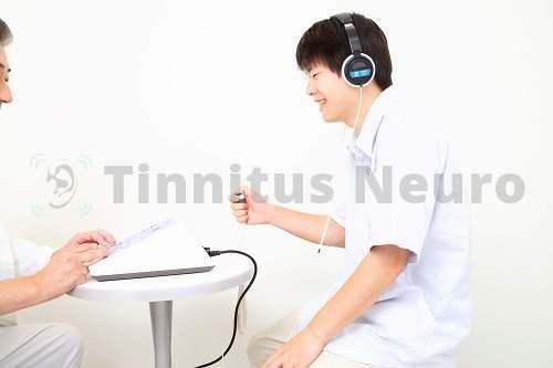 Аудиометрия у подростка
