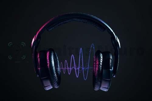 Звук для измерения потенциалов подается через наушники