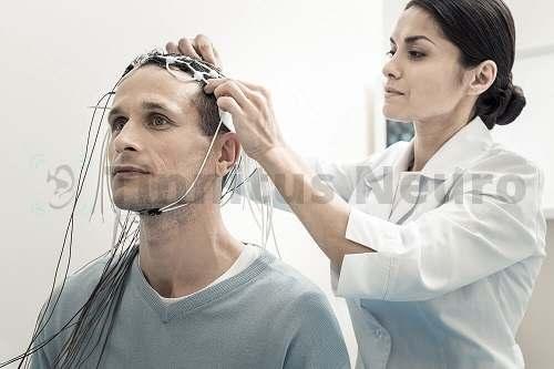 Предварительная подготовка к ЭЭГ