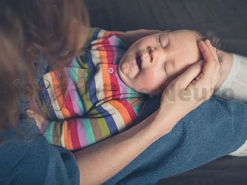 Записать ЭЭГ ребенку можно и во сне