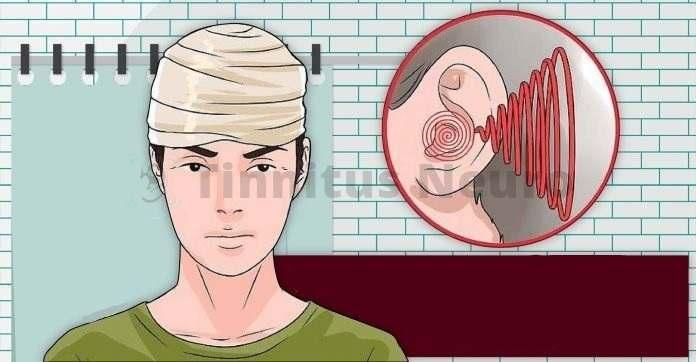 В голове и ушах шумит по одинаковым причинам