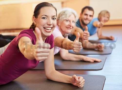 Тиинитус и стресс отступают благодаря физкультуре