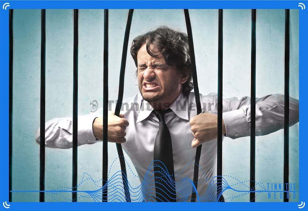 Уменьшив стресс снижаем шум в ушах
