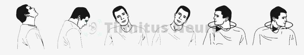 Несложные упражнения для релаксации шейной мускулатуры