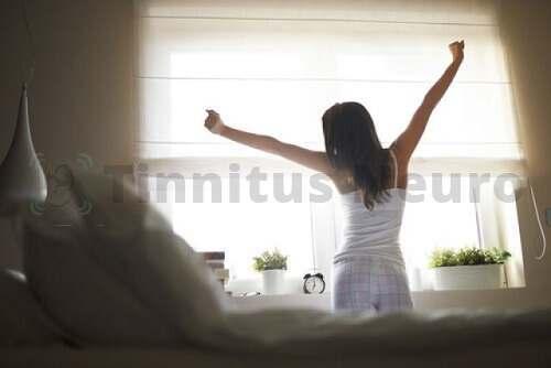 Антистресс - здоровый сон и бодрое утро