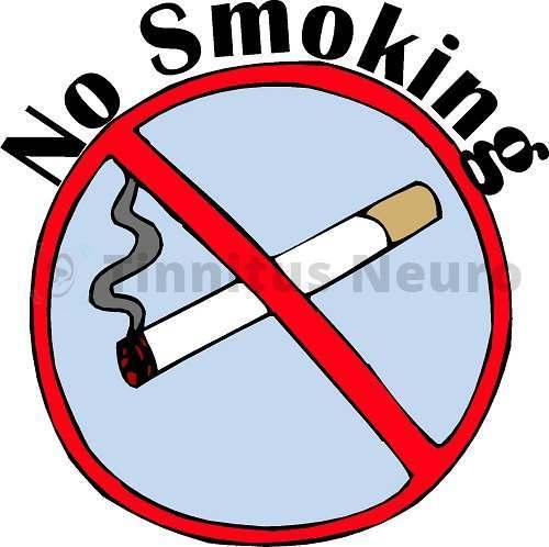 Курение и шум в ушах идут рядом