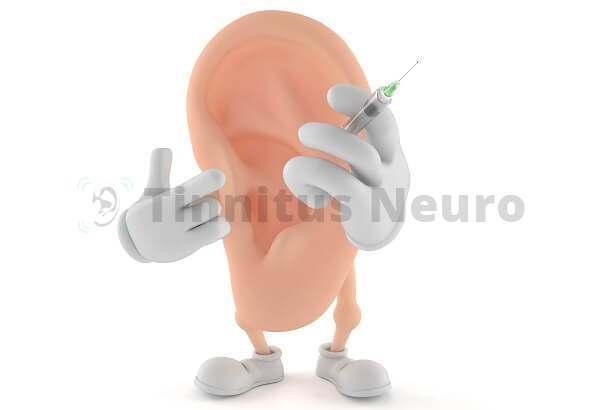 Иногда уколы вызывают шум в ушах