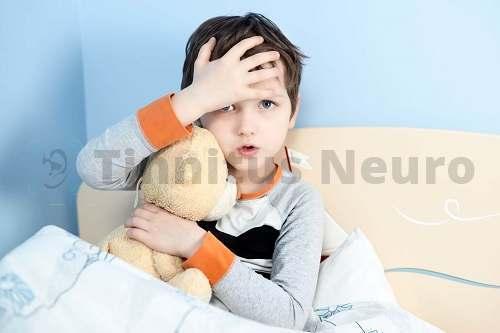 Инфекция у ребенка причина шума в ушах