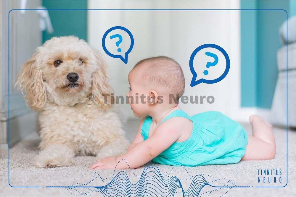 Ребенок и шум в ушах