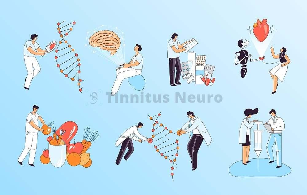 Комплексный и последовательный подход к терапии тиннитуса
