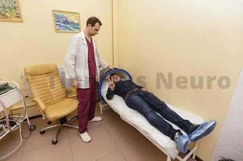 Процедура вихревых полей в клинике